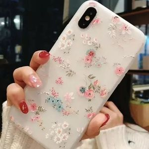 Accessories - New iPhone Case 7/8/7+/8+/X/6/6s Floral Summer
